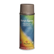 Acryl Spray, Dose 200ml, taupe