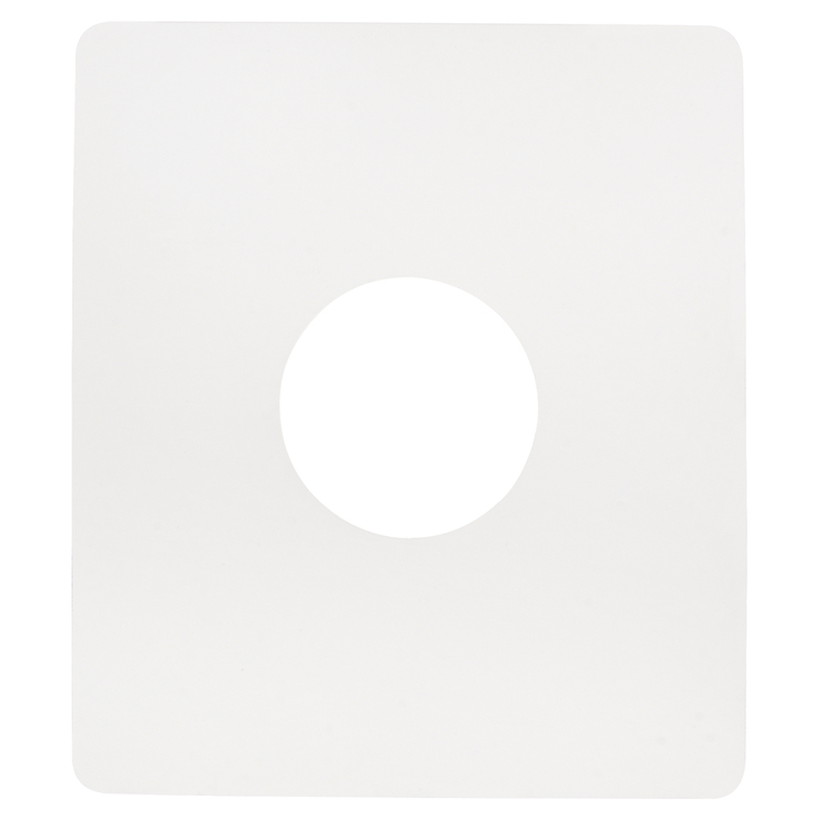 Gießformenhalter für Latex Vollformen, 24x21cm, Ausschnitt ø8cm, SB-Btl 1Stück