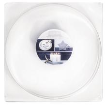 Gießform: Kreis, 25cm ø, Tiefe 4 cm