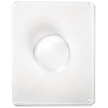 Gießform: Kreis, 4,5cm ø, Tiefe 3,5 cm