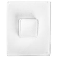 Gießform: Quadrat, 4,5x4,5cm, Tiefe 3,5 cm