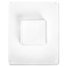 Gießform: Quadrat, 5,5x5,5cm, Tiefe 3,5 cm