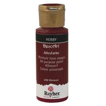 Allesfarbe, Flasche 59 ml, weinrot