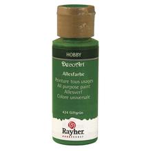 Allesfarbe, Flasche 59 ml, giftgrün