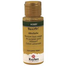 Allesfarbe, Flasche 59 ml, lichter ocker