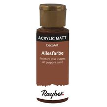 Allesfarbe, Flasche 59 ml, rehbraun