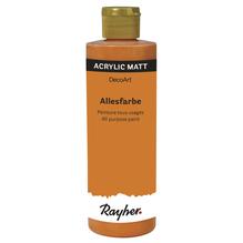 Acryl Allesfarbe, Flasche 236ml, orange