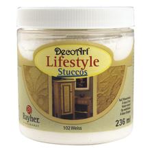 Lifestyle Stuccos, Dose 236 ml, weiß
