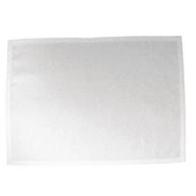 Tischset, weiß, 48x35cm, SB-Btl 2Stück