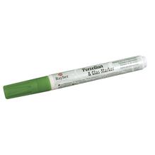 Porzellan&Glas-Marker, 1-2 mm, immergrün