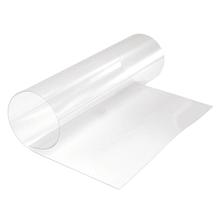 Transparent-Folie PVC, 50x70cm, Stärke 0,4mm