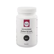 Decoupage Kleber&Lack matt, Flasche 236ml