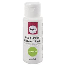 Decoupage Kleber&Lack Outdoor, Flasche 59ml