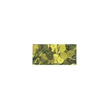 Pailletten, 6 mm, glatt, Dose 6g, waschbar, oliv