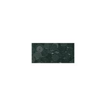 Pailletten, 6 mm, gewölbt, Dose 6g, waschbar, schwarz