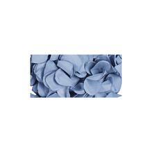 Papier-Blütenblätter, 2,5cm ø, SB-Btl 10g, h.blau
