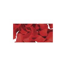 Papier-Blütenblätter, 2,5cm ø, SB-Btl 10g, rot