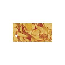 Papier-Blütenblätter, 2,5cm ø, SB-Btl 10g, gelb