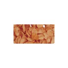 Papier-Blütenblätter, 2,5cm ø, SB-Btl 10g, orange