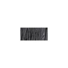Naturbast, Bündel 25 g, schwarz
