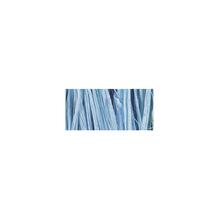 Naturbast, Bündel 25 g, h.blau