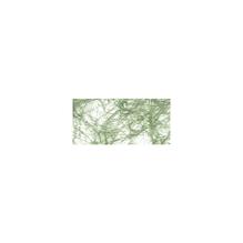 Faserseide, 20 cm, Rolle 10 m, d.grün