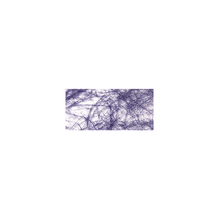 Faserseide, 20 cm, Rolle 10 m, pflaume