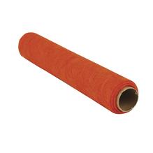 Faserseide: Modern, 30cm, Rolle 5m, orange