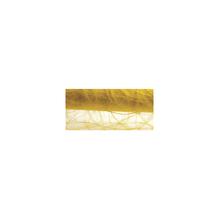 Faserseide: Modern, 30cm, Rolle 25m, honig