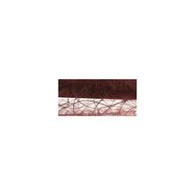 Faserseide: Modern, 60cm, Rolle 25m, weinrot