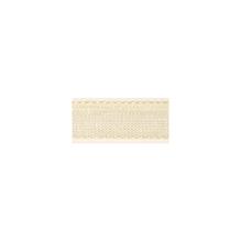 Organzaband, 2,5cm, SB-Rolle 10m, beige
