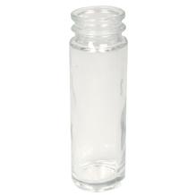 Glas Vasen, 3cm ø, Höhe: 10cm, Box 3Stück