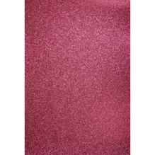 A4 Bastelkarton: Glitter, 210x297mm, 200 g/m2, pink