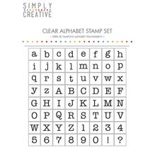 Alphabet Stamp- Typewriter, SB-Btl