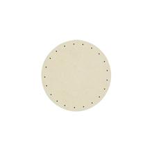 MDF-Korbflechtboden, 15cm ø, rund, Löcher ø 3mm