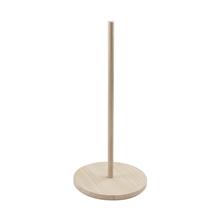 Holz-Ständer für Styropor-Torso, groß, Höhe 33 cm