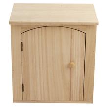 Holz-Schlüsselkästchen, 18x5x22 cm - wurde ersetzt durch: 62406000