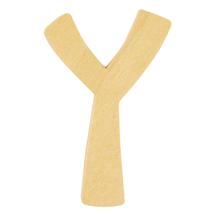 Holz-Buchstabe, 6cm, Y - wurde ersetzt durch: 62261000