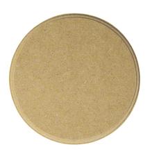 MDF-Kreis, 12 cm, SB-Beutel 1 Stück