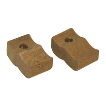Holzschuhe, 2 cm, SB-Btl. 6 Paare
