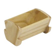Holz-Wiege, 6,5 cm