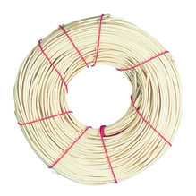 Peddigrohr, 1A Rotbandqualität, 1,6mm ø, Nr. 1, Rolle 125g
