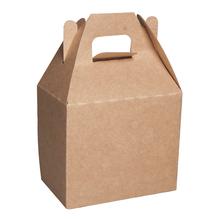 Geschenkbox, 7,1x4,3x4,2cm, m. Griff, SB-Btl 4Stück