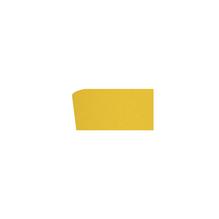 Schultütenrohling, 70 cm, gelb