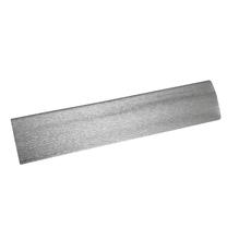 Bastel-Krepp, 250x50cm, 60g/m², Rolle eingeschweißt, silber
