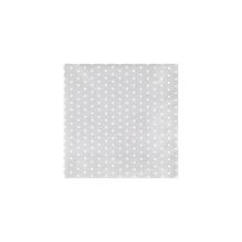 Serv.Sternchen auf Silber,FSC Mix Credit, 33x33cm, Beutel 20Stück