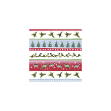 Serv. Weihnachtsbordüren, FSC MixCredit, 33x33cm, Beutel 20Stück