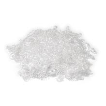 Mini-Kunsthaarlocken, SB-Btl. 14 g, weiß