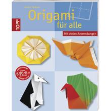 Buch: Origami für alle, nur in deutscher Sprache