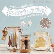 Buch: Weihnachtliche Geschenke im Glas, Hardcover, nur in deutscher Sprache